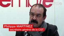 Assises du Vivre Ensemble 2018. Philippe MARTINEZ, secrétaire général, Confédération générale du travail (CGT)