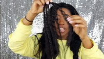 Best Kinky Straight Hair Extensions!! ft MaxGlam Hair