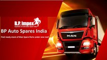 Find Ready Stock Of Man Spare Parts Under One Roof  |  man truck parts catalog online