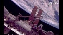 ISS : succès de la 206e sortie dans l'espace