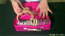 Jewellery Organisation Ideas - Daily Wearing And Traditional Indian Jewellery Organisation
