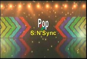 Nsync Pop Karaoke Version
