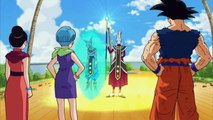Beerus Pretends To Fall Asleep To Not Destroy Earth - Dragon Ball Super Episode 14 English Sub