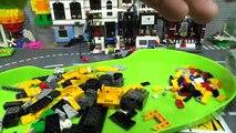 레고 75909 맥라렌 P1 스피드챔피언 노란색 레이싱 자동차 조립 리뷰 LEGO McLaren P1 Speed Champions