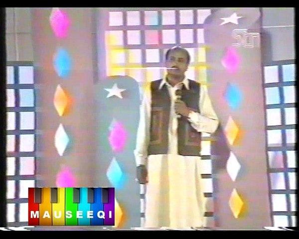 Ranjish Hi Sahi - Ghulam Abbas Version - STN Prime Time Show