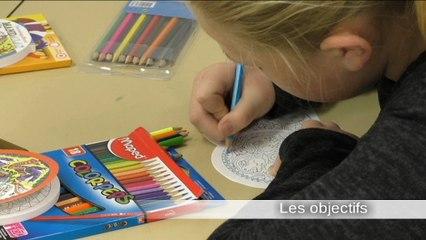 """CARDIE_Caen """"Accueil matinal"""" au collège Val d'Aure (Réseau d'Éducation Prioritaire) à Isigny sur Mer"""