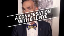 """Bill Nye on the Future of Science Communication, Being Known as """"The Science Guy,"""" and more"""