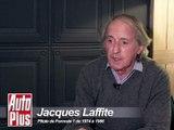 Jacques Laffite de retour sur la piste de Top Gear France
