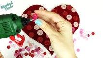 DIY Sevgililer Günü ♥ odası Dekorasyonu Sevgililer Günü ♥