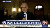 """Jawad Bendaoud """"est très calme, posé, attentif"""", rapporte un avocat des parties civiles"""
