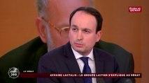 Audition de Lactalis : « On est face à une entreprise qui assume ses responsabilités », pour Guillaume Chevrollier, sénateur de la Mayenne