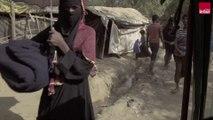 Bangladesh : une traversée en touk-touk d'un camp de Rohingyas