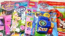 Журналы с Сюрпризами Май Литл Пони Щенячий Патруль София Лего Френдс My Little Pony Lego Friends