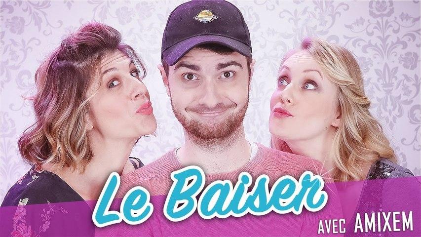 Le Baiser (feat. AMIXEM) - Parlons peu Mais parlons