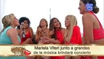 Mariela Viteri se da una nueva oportunidad en el amor, ella nos revela lo feliz que está