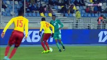 1-0 Mohamed Sylla Goal CAF  African Nations Championship  Group D - 24.01.2018 Burkina Faso 1-0...