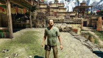 All Skins for Nate - Uncharted 2: Among Thieves Remastered