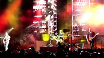 Muse - Interlude + Hysteria, Claremont Showgrounds, Big Day Out, Perth, WA, Australia  1/31/2010