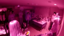 Belle Grove Plantation Halloween Event 2017 Basement Clip Lunar Paranormal Virginia
