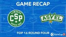 Highlights:  Limoges CSP - ASVEL Villeurbanne