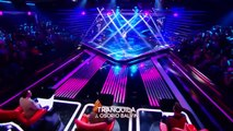 Super Boy canta 'Tranquila' _ Rescates _ La Voz