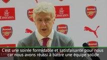 """Demies - Wenger : """"Nous pouvons enfin nous concentrer sur notre jeu"""""""