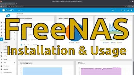 Emby freenas jail | FreeNAS Emby setup guide???  2019-03-11