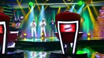 Sammy canta 'Feliz Navidad' _ Rescates _ La Voz Teens Co