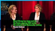 Meryl Streep Joins the Cast of 'Big Little Lies'
