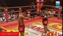 Puch Chhairithy vs Manavthorng(thai), Khmer Boxing 22 Dec 2017, Kun Khmer vs Muay Thai