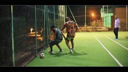 Soccer games with M3allem | مباراة كرة القدم مع لمعلم