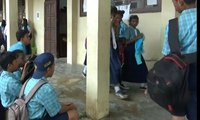 Ruang Kelas Terbatas, Siswa Menumpang di Gedung Sekolah Lain