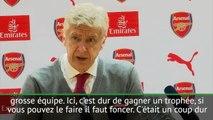 """Demies - Wenger : """"Important de battre les gros"""""""