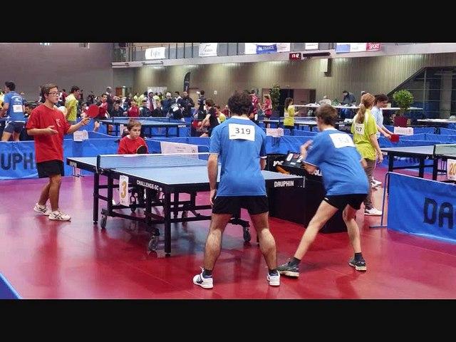 7-2; 8-6 N°1 Sport partagé à l'UNSS