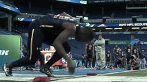 Usain Bolt vs The NFL | How Fast he could have run the 40 yard dash