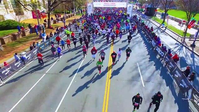 2017 United Airlines Rock 'n' Roll Washington DC Marathon & 1/2 Marathon Highlights