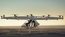 Volocopter, le taxi volant de la start-up Allemande E-volo
