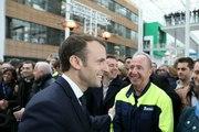 Déclaration du Président de la République, Emmanuel Macron, lors de sa visite chez Michelin à Clermont-Ferrand