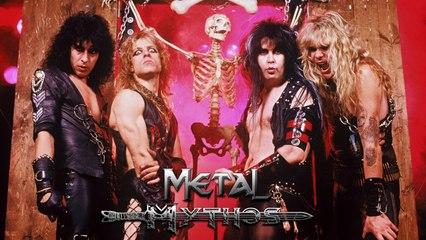 Metal Mythos: W.A.S.P.