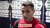 Foot - Coupe : Rony Lopes «On n'a pas réussi à marquer»