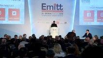 '22. EMITT Turizm Fuarı' kapılarını açtı - Vali Şahin- İSTANBUL