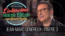Jean-Marc Généreux : sa belle déclaration d'amour à sa femme France