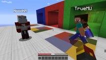 Minecraft Parkour | COLOR RUSH PARKOUR CHALLENGE! w/ Nooch & Jason (Minecraft Parkour)