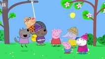 Peppa Pig Animated Stories Compilation - Peppa In Space, Georges Space Adventure, Around the World
