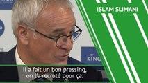 Transferts - Que vaut Islam Slimani, pisté par Monaco