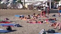 Laganas Beach, Zakynthos Greece 2017