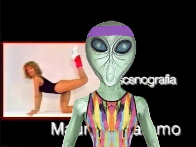 Aliens unendliche Abenteuer, Kapitel 101: Fitness-Spaß mit Sydne Rome