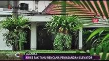 Kontroversi Elevator di Rumah Dinas Gubernur DKI Jakarta