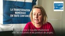 Interview de Claire Lenain, Directrice de l'offre de services et de la communication - ASIP Santé