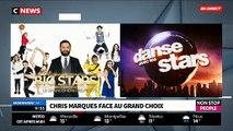 """Chris Marques face au """"Grand Choix"""" dans """"Morandini Live"""": Vincent Cerutti ou Laurent Ournac"""